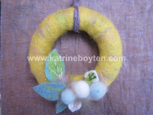 watermarked Easter wreath